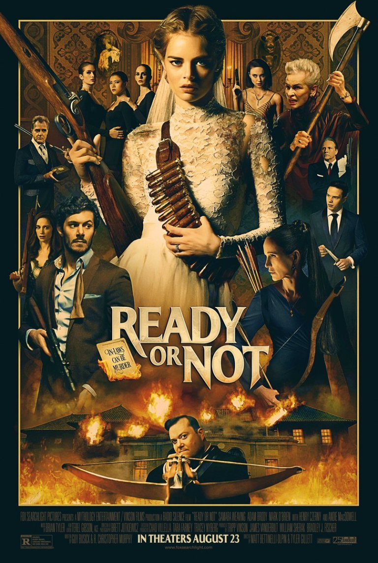 ready or not постер
