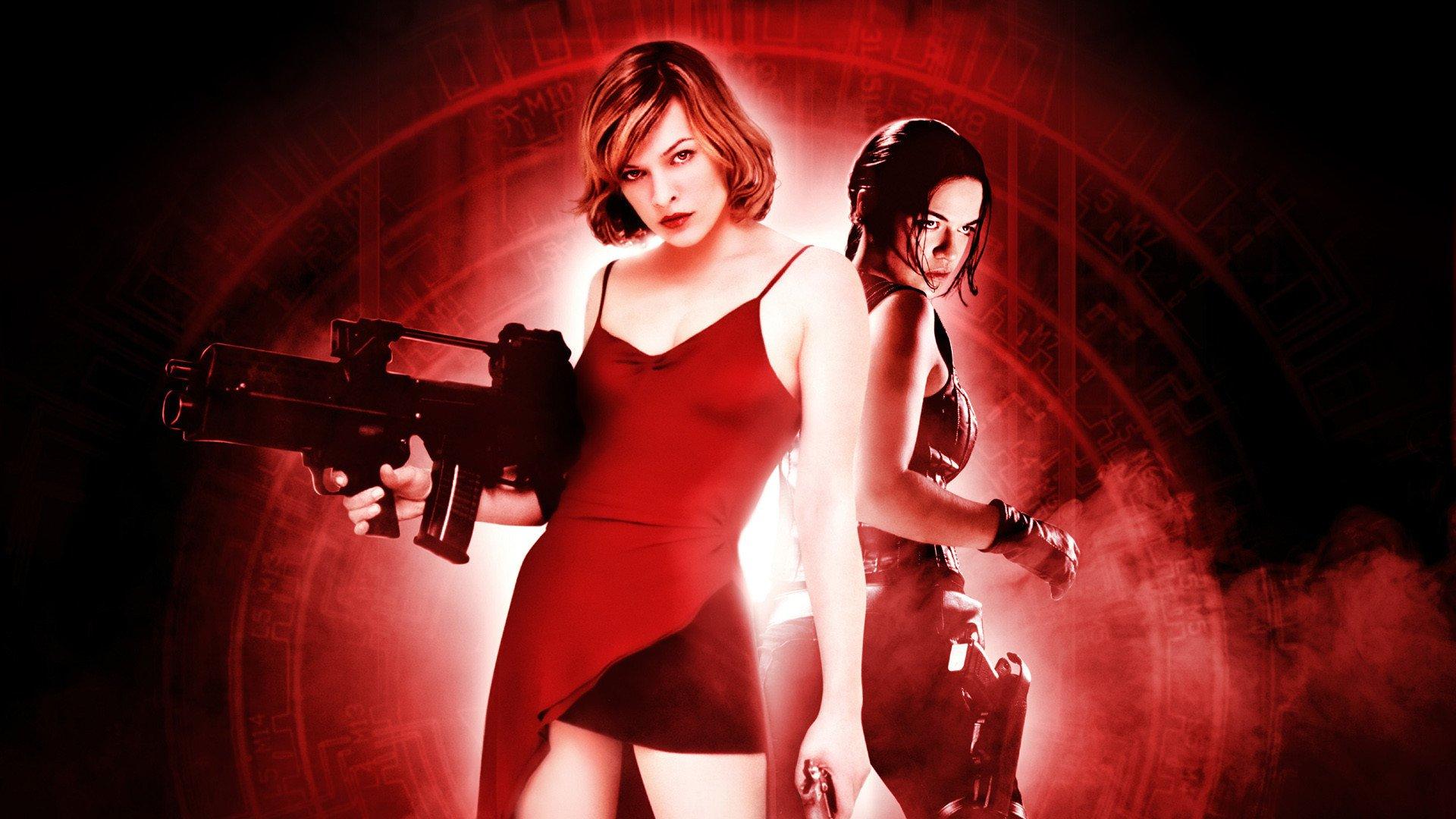 resident evil movies - 800×600