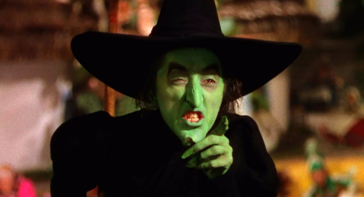 an analysis of the wicked witch of oz