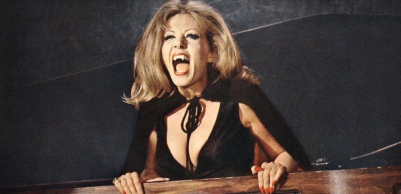 Фильмы про вампиров нежно сексуальные