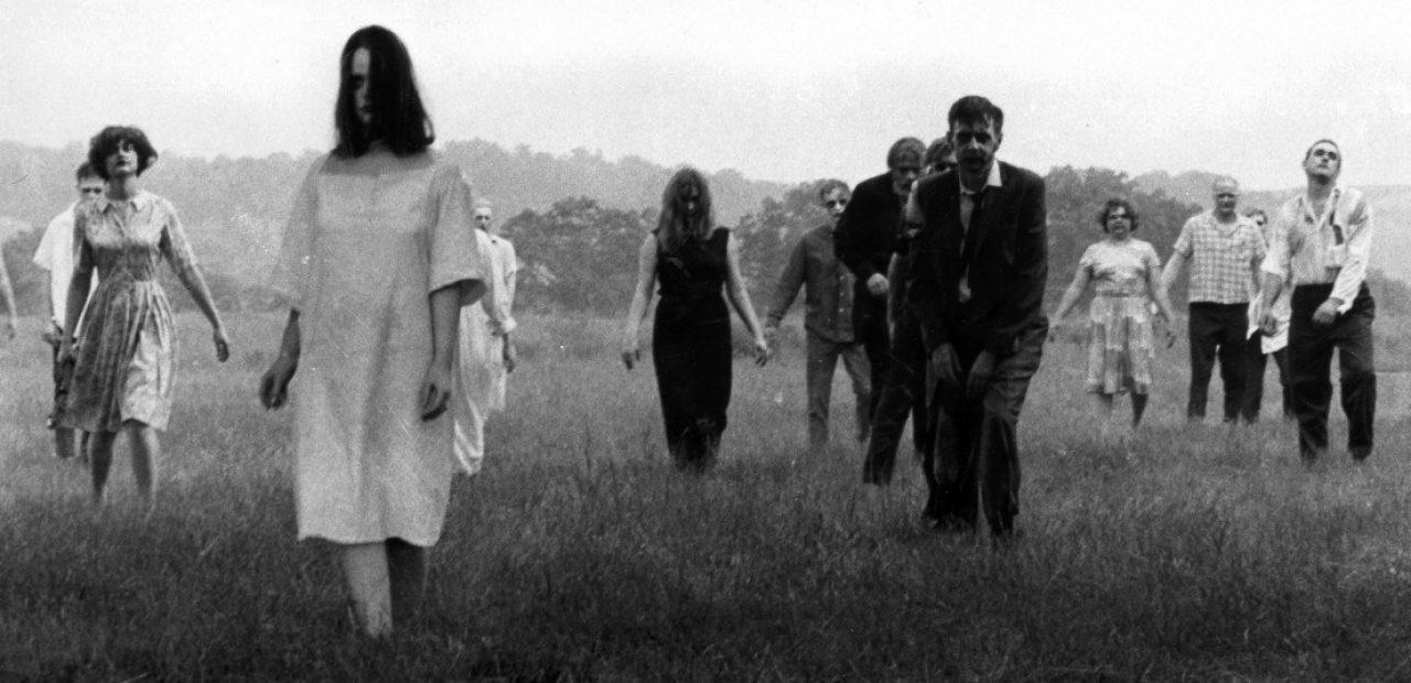 ночь живых мертвецов 1968