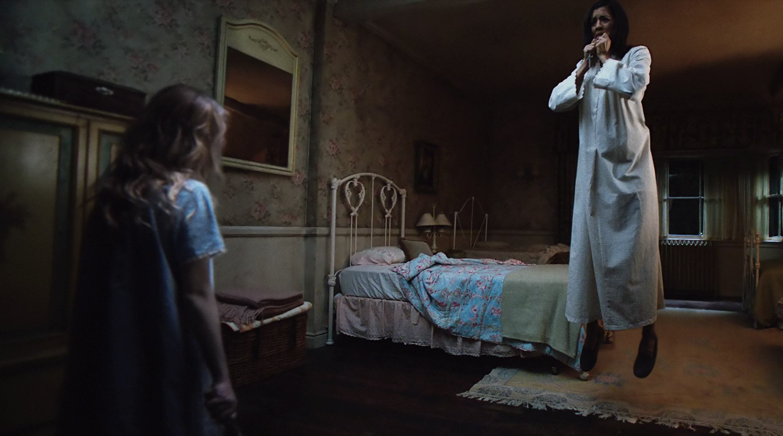 Проклятие аннабель зарождение зла фильм 2018 ижевск