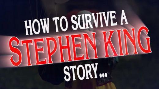 Британский институт кино опубликовал видеоэссе о том, как выжить в мире Стивена Кинга