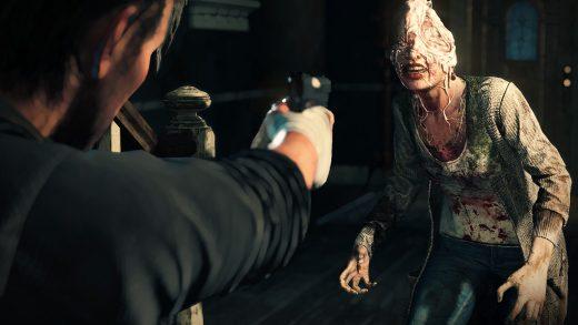 Геймплейный трейлер The Evil Within 2 представляет антагониста игры