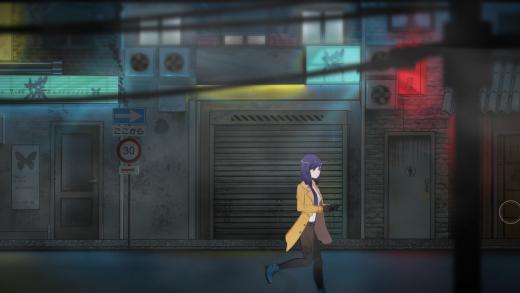 На платформе Steam вышел детективный аниме-триллер Tokyo Dark