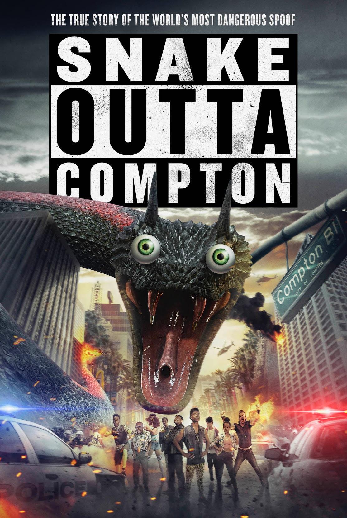 Змей из Комптона (Snake Outta Compton, 2019)