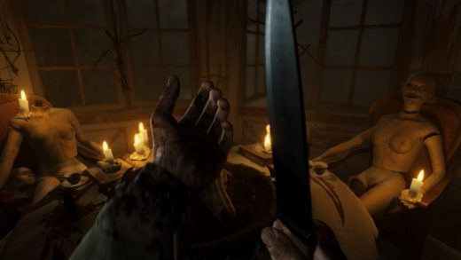 My Little Story: Reborn — оккультная хоррор-игра от разработчиков из Томска