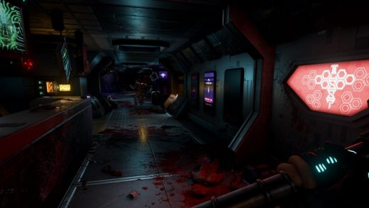 Новые детали ремейка System Shock в свежем деморолике игры