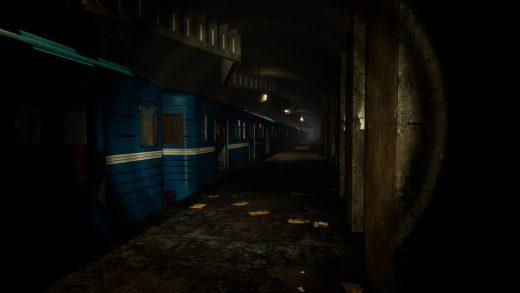 Близится к релизу хоррор-игра о заброшенных тоннелях московского метро