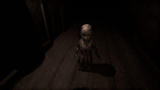 В магазине Steam появился стелс-хоррор о ребенке, убегающем от зловещих старинных игрушек