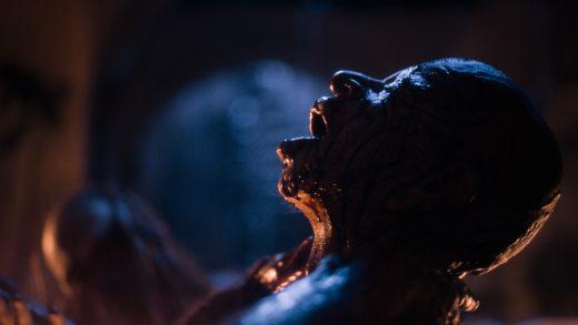 Режиссер «Ключа из преисподней» расскажет мрачную историю взросления о девочке без рта