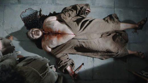 Убийство монаха и намеки на дьявола в трейлере «средневекового» хоррора «Явление»