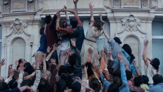«Париж. Город Zомби»: Стоячие мертвецы