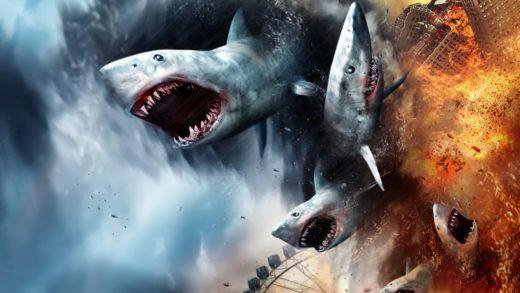 Пенталогия «Акулий торнадо»: Так плохо, что безупречно