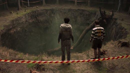 Школьники против чудища из лесной ямы в трейлере нового фильма авторов «Зомби по имени Шон»
