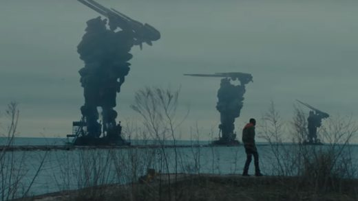 Антиутопия, киборги и повстанцы в новом трейлере фантастики «Битва за Землю»