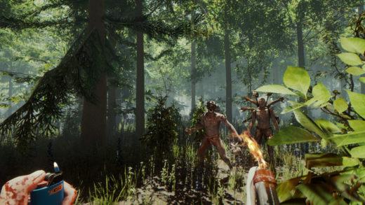 Survival-хоррор The Forest получит декабрьское обновление