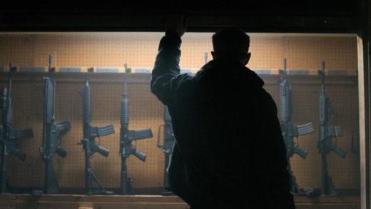 Ночная нервотрепка на складе в трейлере слоубернера «Противостояние в Спэрроу-Крик»