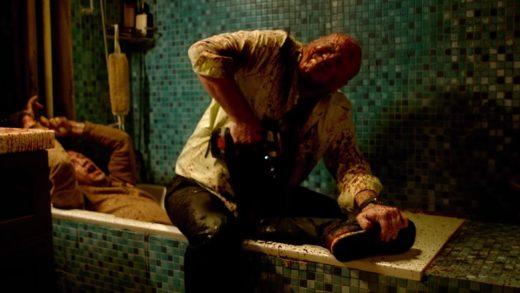 Просверливание ноги и добивание телевизором. Появился трейлер российского фильма «Папа, сдохни»