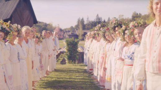Солнечно-цветочный ад в первом трейлере фолк-хоррора Midsommar Ари Астера