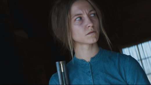 Сводящий с ума Дикий Запад и атмосфера «Ведьмы» в новом трейлере хоррор-вестерна «Ветер»