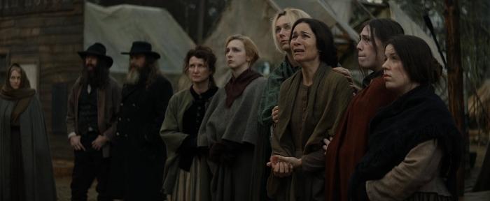 Рецензия на фильм Не состарится 2019 вестерн