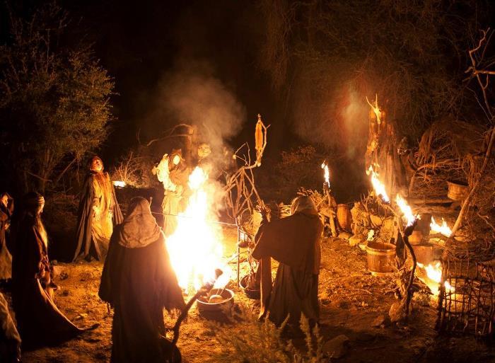 Гонки с дьяволом. Фильмы ужасов про секты и культы