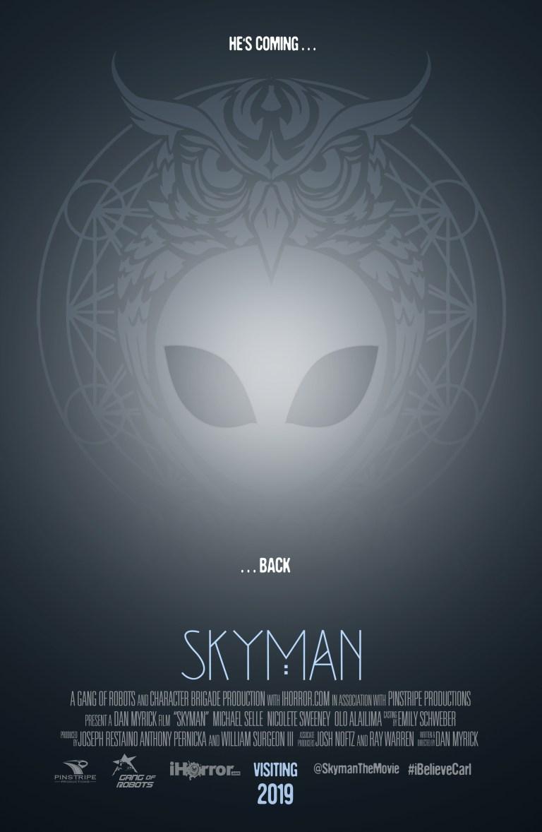скаймэн постер
