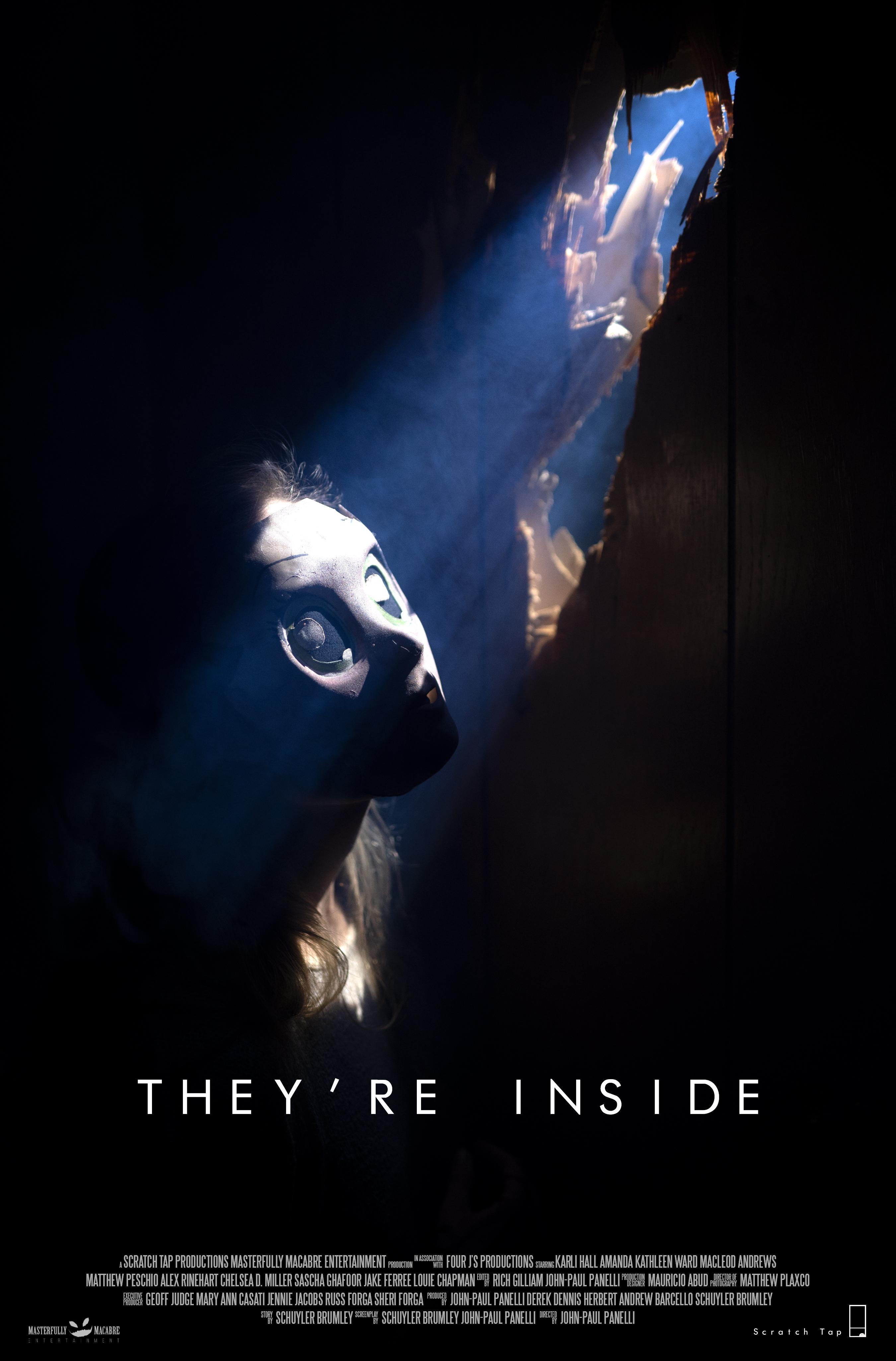 они внутри 2019 постер