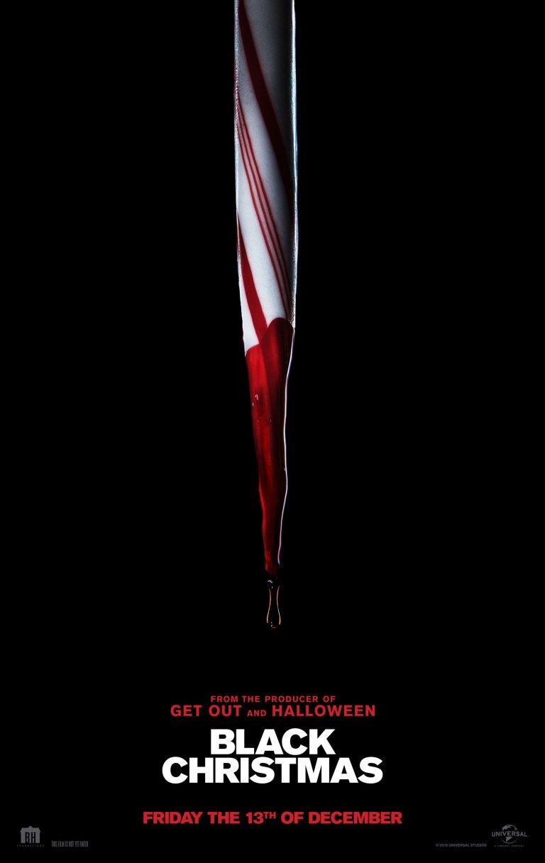 черное рождество 2019 постер