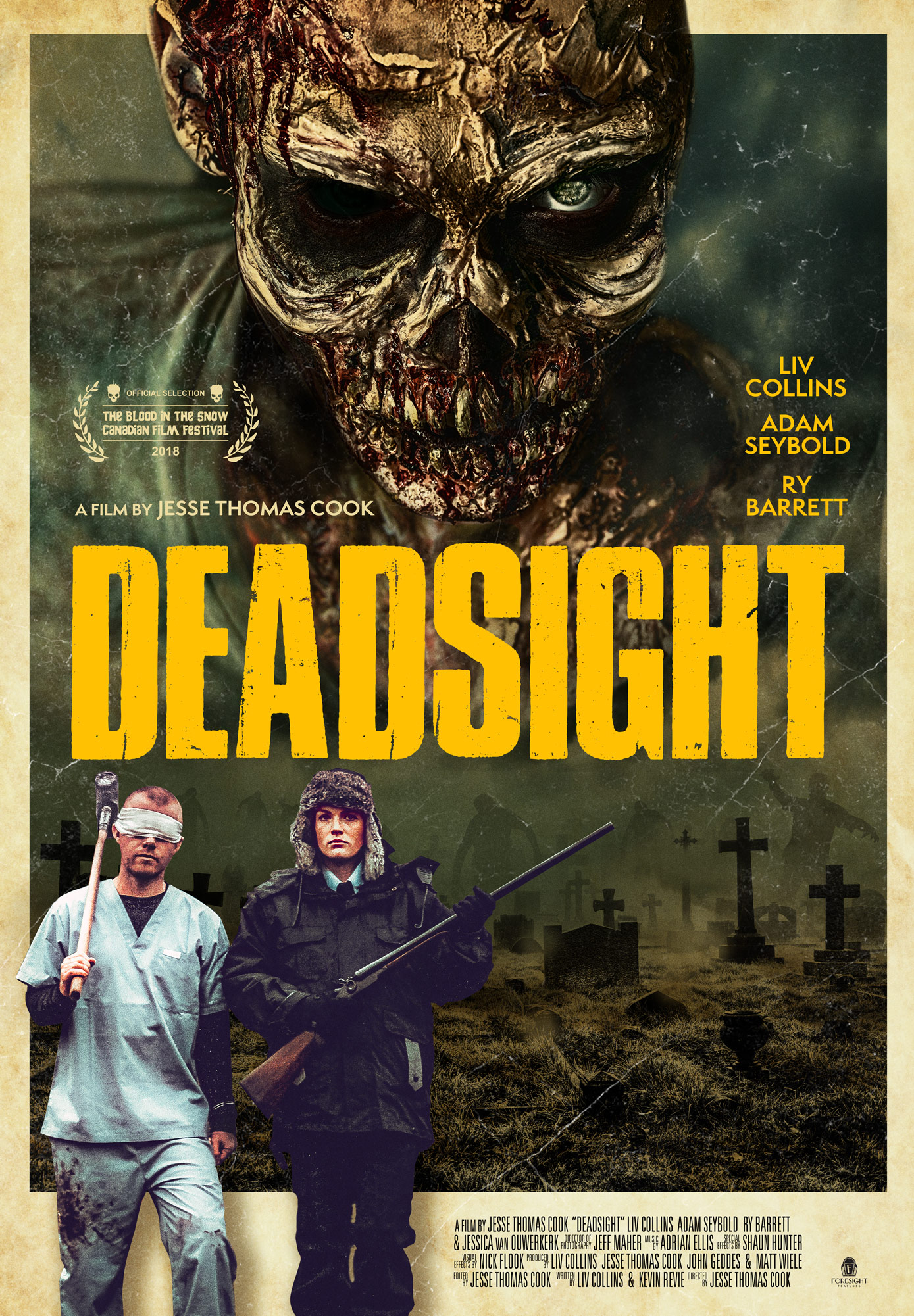 deadsight постер