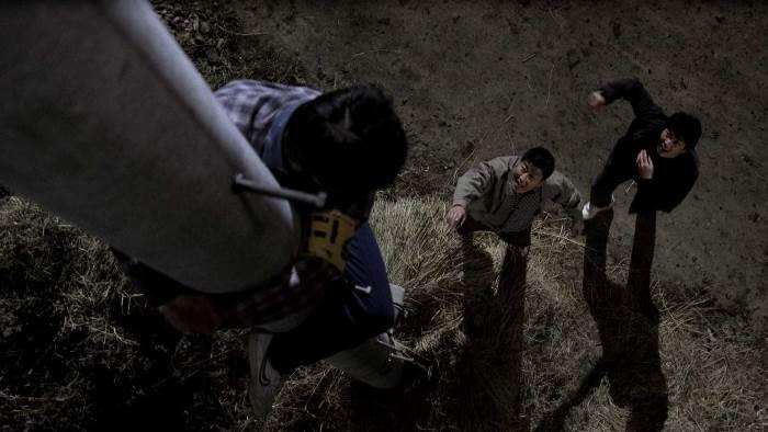 Пон Джун-Хо. Воспоминания об убийстве (2003)