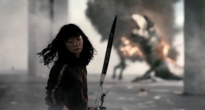 Пон Джун-Хо. Вторжение динозавра (2006)
