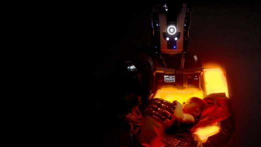«Дитя робота»: Делай раз, делай два