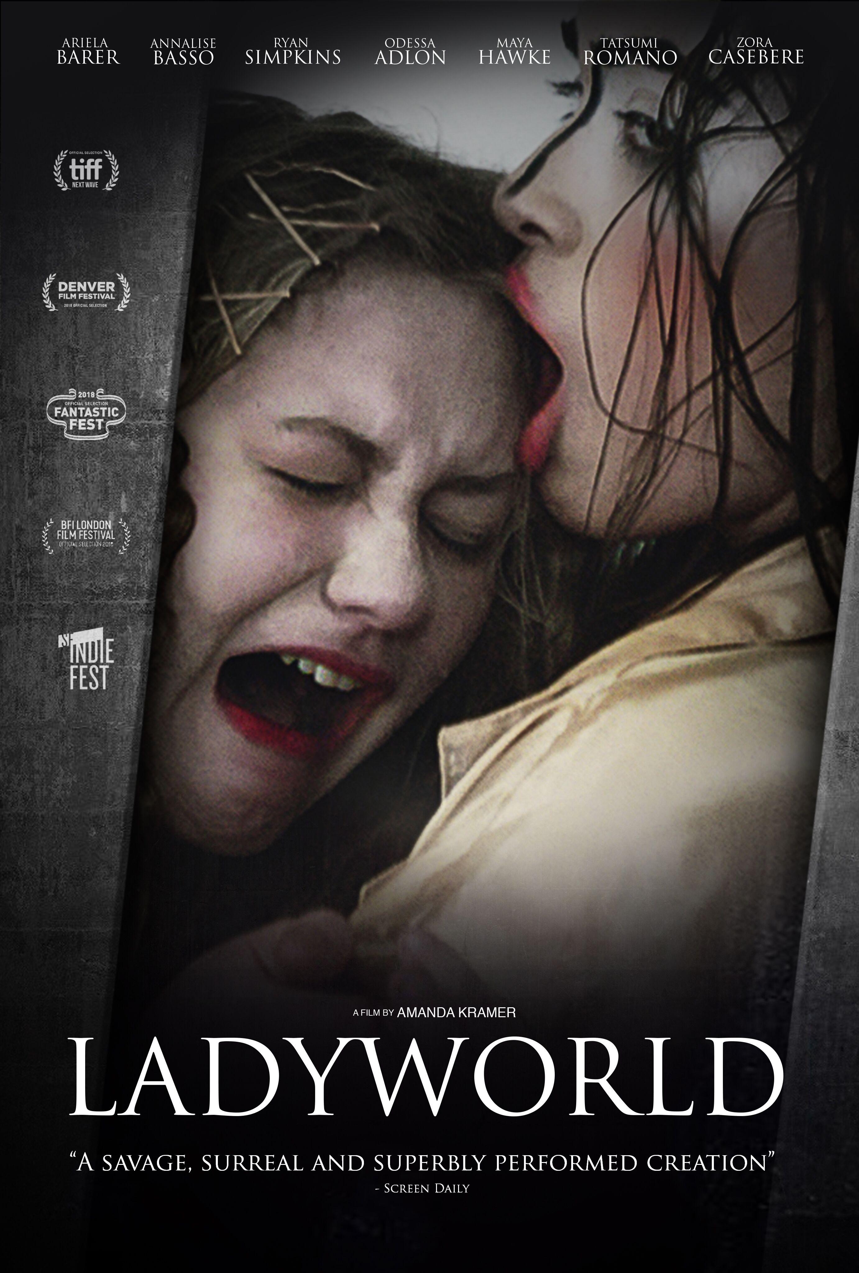 ladyworld постер