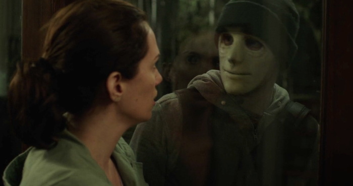 Тишина - Лучшие фильмы ужасов на Netflix