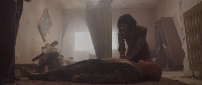 В тени - Лучшие фильмы ужасов на Netflix