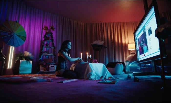 Веб-камера - Лучшие фильмы ужасов на Netflix