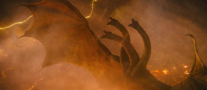 Годзилла 2: Король монстров 2019 - Кинг Гидора