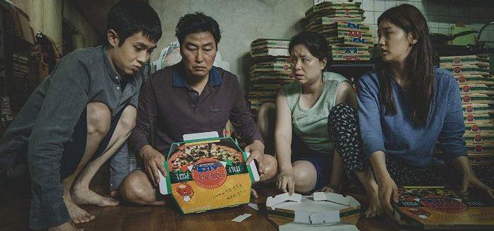 Паразиты - Пон Джун-Хо, 2019