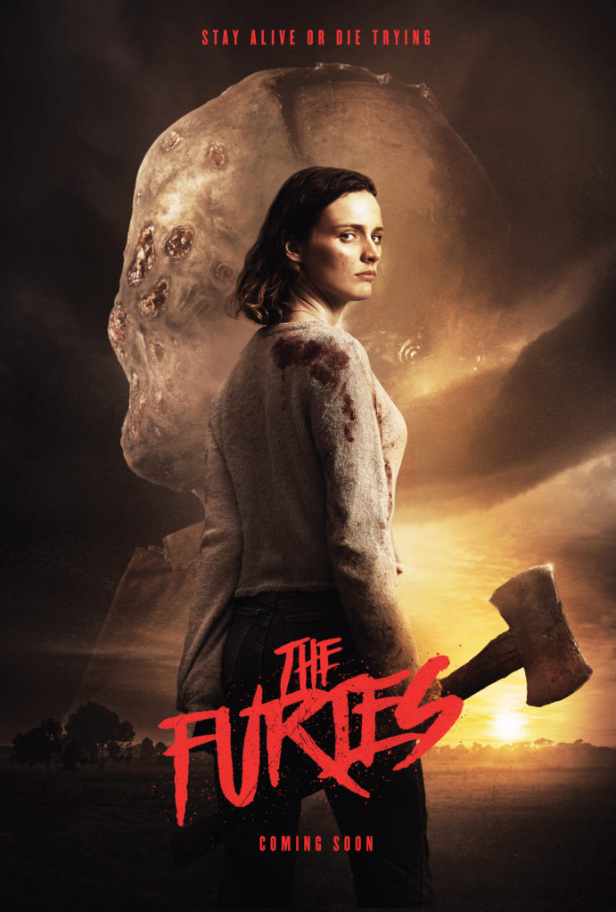 the furies постер