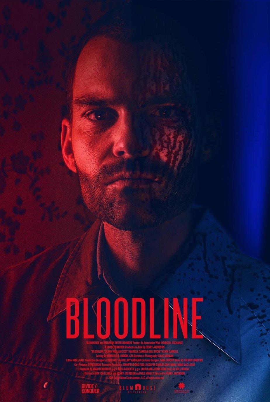кровное родство 2018 постер