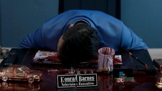 Обилие крови, рвоты и гэгов в трейлере хоррор-комедии «Призрачный патруль»