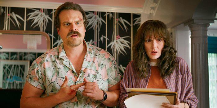 Очень странные дела 3 Netflix 2019