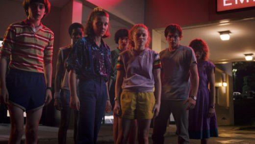 «Очень странные дела 3»: Лето в «Меге»