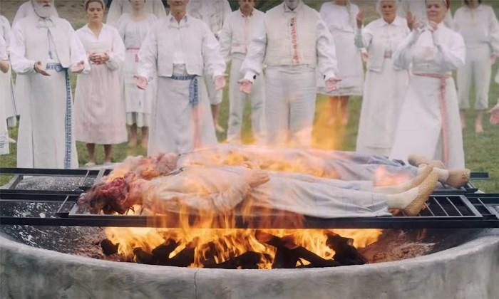 Солнцестояние (2019) - реж. Ари Астер