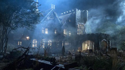 призраки дома на холме netflix