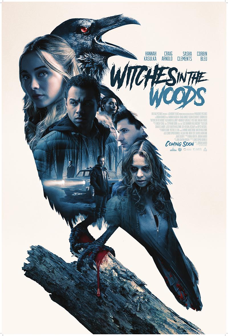 ведьмы в лесу 2019 постер