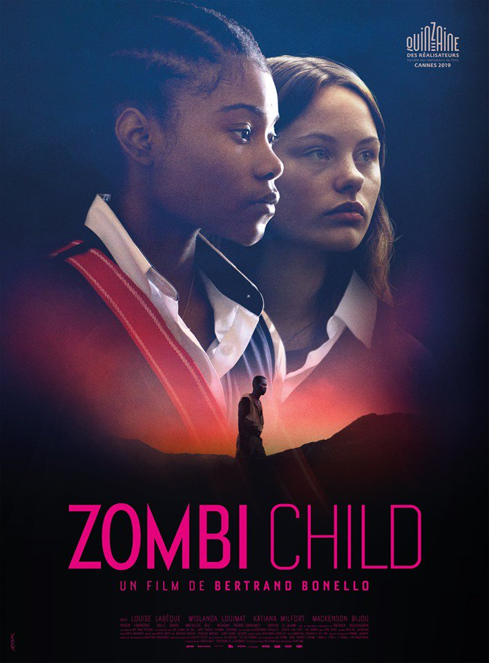 малышка зомби 2019 постер