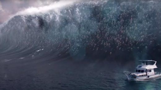 Режиссер «Акульего торнадо» подготовил нашествие океанических зомби (трейлер)